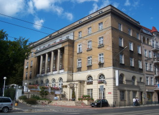 ulica Głogowska w Poznaniu