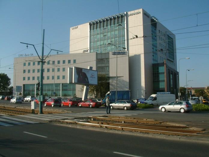 ulica Towarowa w Poznaniu