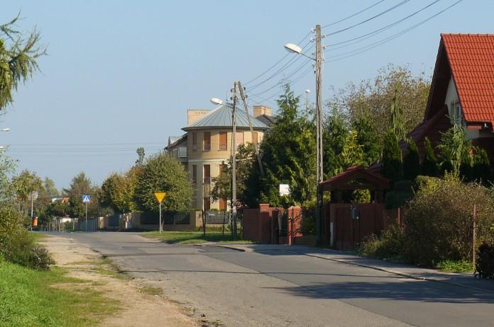 ulica Podolany w Poznaniu