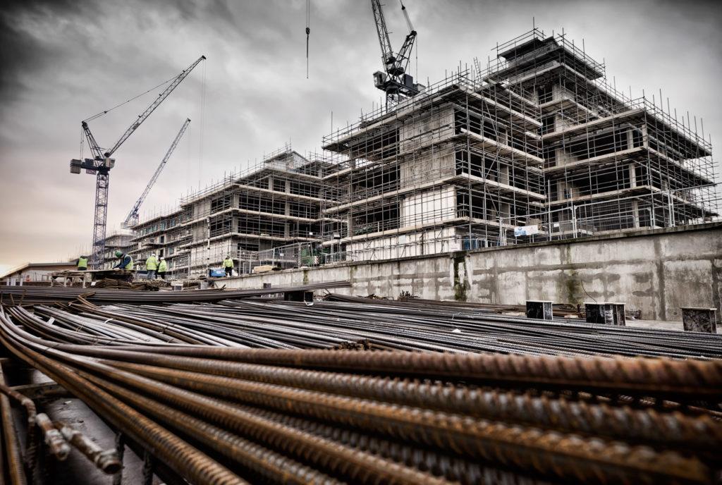 transport materiałów budowlanych